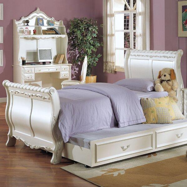 Sleigh Configurable Bedroom Set by Harriet Bee