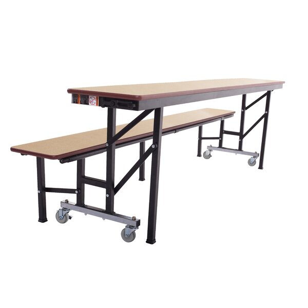 Rectangular Cafeteria Table by AmTab Manufacturing Corporation