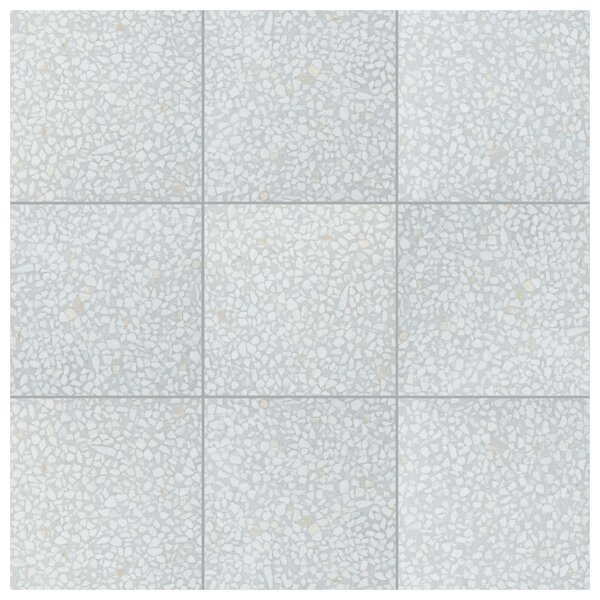 Parma Amalfi 11.5 x 11.5 Porcelain Field Tile in Humo by EliteTile