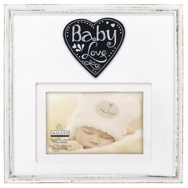 Baby Love Picture Frame by Malden