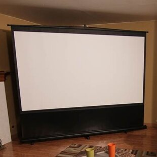 Look for Reflexion Series Maxwhite 100 diagonal Portable Projection Screen ByElite Screens