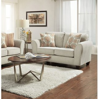 Andreasen Loveseat by Winston Porter SKU:EA663368 Price Compare