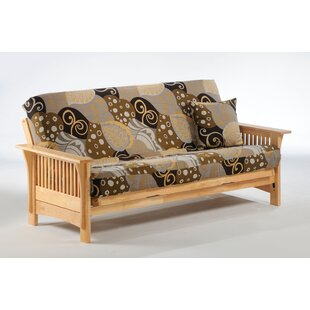 Venice Loveseat Lounger Futon Frame by Night & Day Furniture