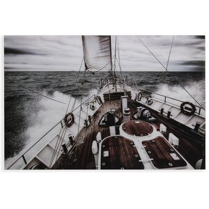 'Open Seas' Photographic Print by Breakwater Bay