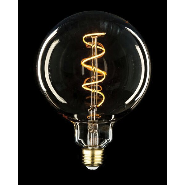 60W Equivalent E26 LED Globe Edison Light Bulb by String Light Company