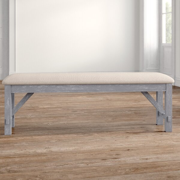 Quentin Upholstered Bench By Lark Manor
