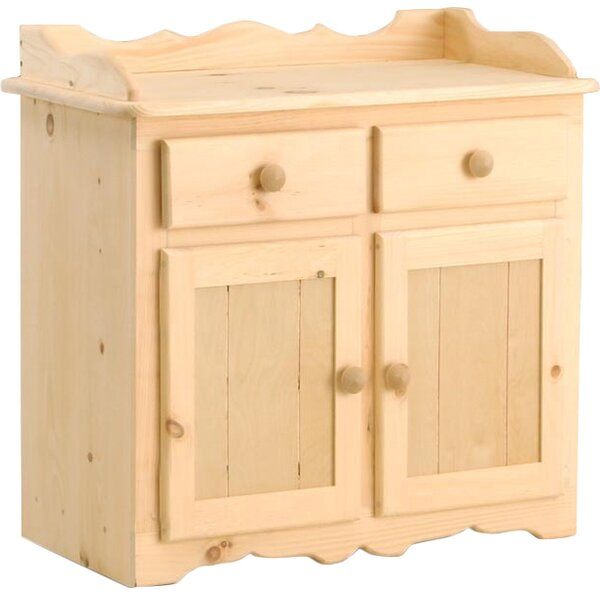 Dajuan Dry Sink 2 Door Accent Cabinet by Chelsea Home Furniture