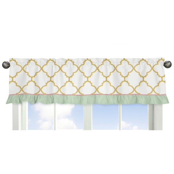 Ava 54 Window Valance by Sweet Jojo Designs