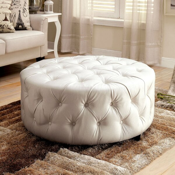 Cocktail Ottoman by A&J Homes Studio
