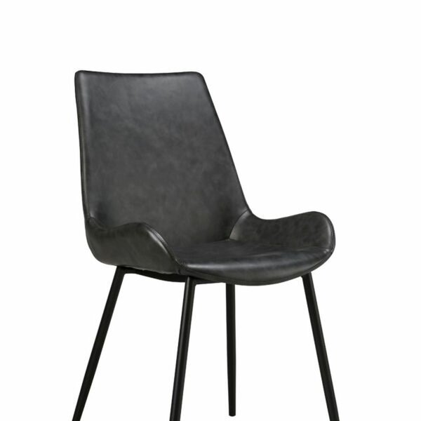 Blakley Modern Upholstered Dining Chair (Set of 2) by Brayden Studio