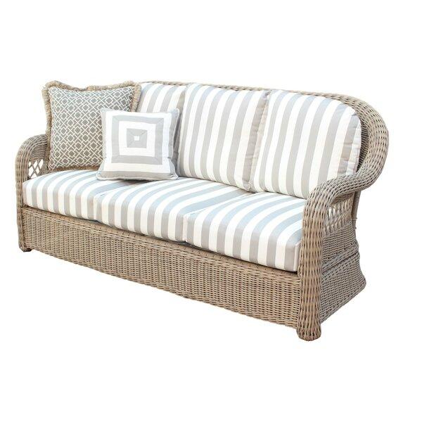 Britt Sofa with Cushion by Ophelia & Co.
