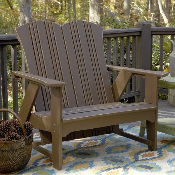 Carolina Preserves Garden Bench by Uwharrie Chair