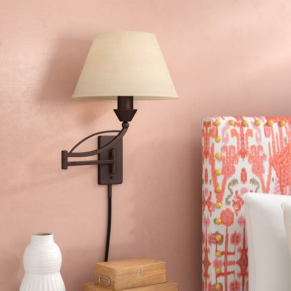 Beecroft Swing Arm Lamp by World Menagerie