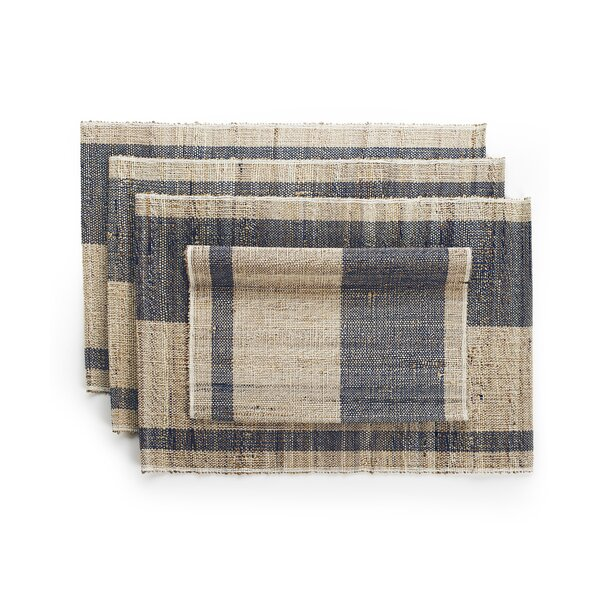 Sedona 19 Placemat (Set of 4) by Sustainable Threads