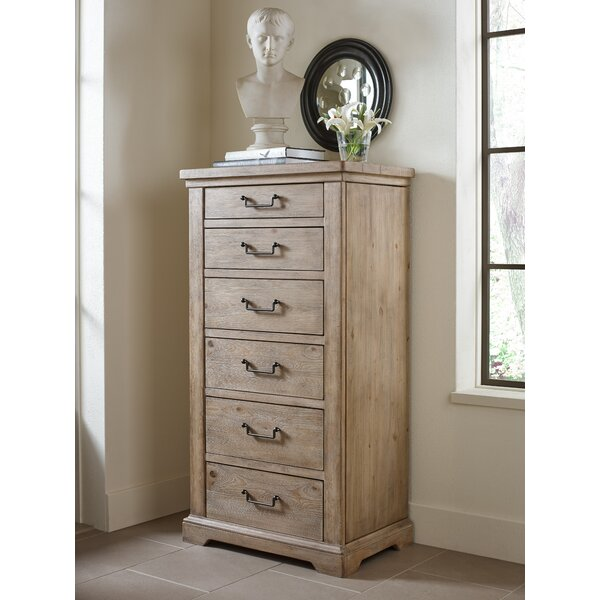 Monteverdi 6 Drawer Lingerie Chest by Rachael Ray Home