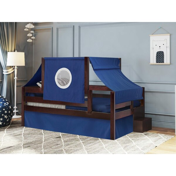 Ohatchee Castle Twin Bed by Zoomie Kids