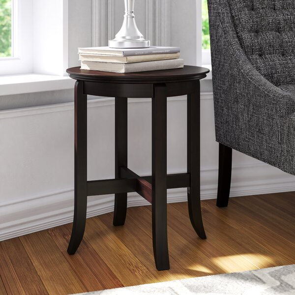 Wayland End Table By Charlton Home