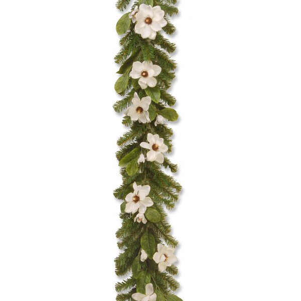 Magnolia Garland by National Tree Co.