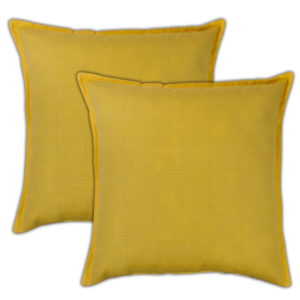 Dolce Outdoor Throw Pillow (Set of 2) by Sherry Kline