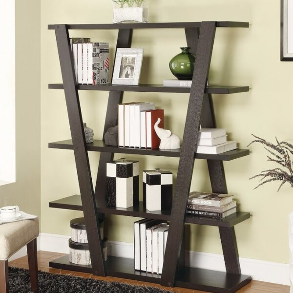Czarnecki Standard Bookcase by Wrought Studio