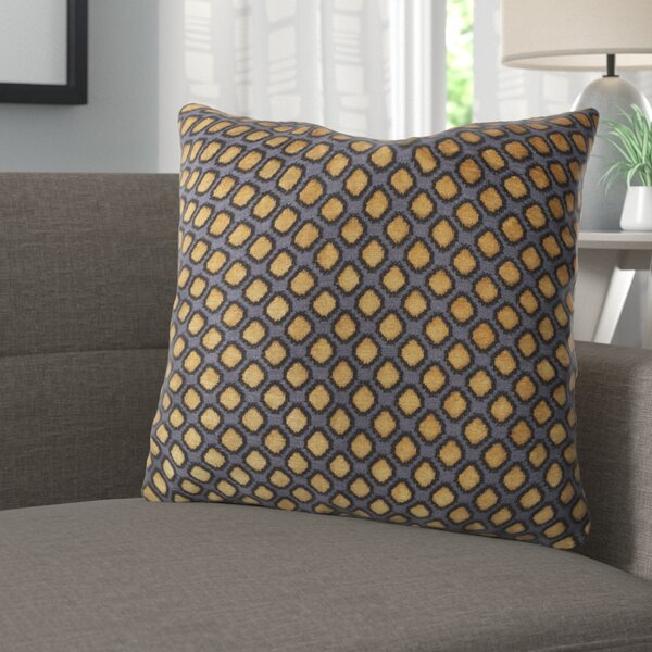 Disanto Luxury Throw Pillow by Corrigan Studio