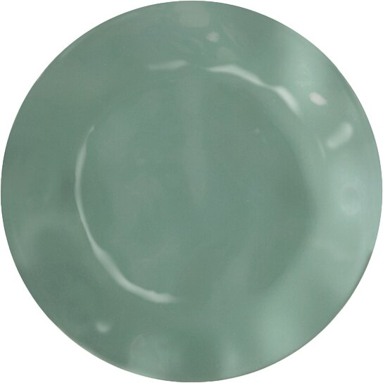 Ruffle Melamine Bread and Butter Plate (Set of 4) by Q Squared