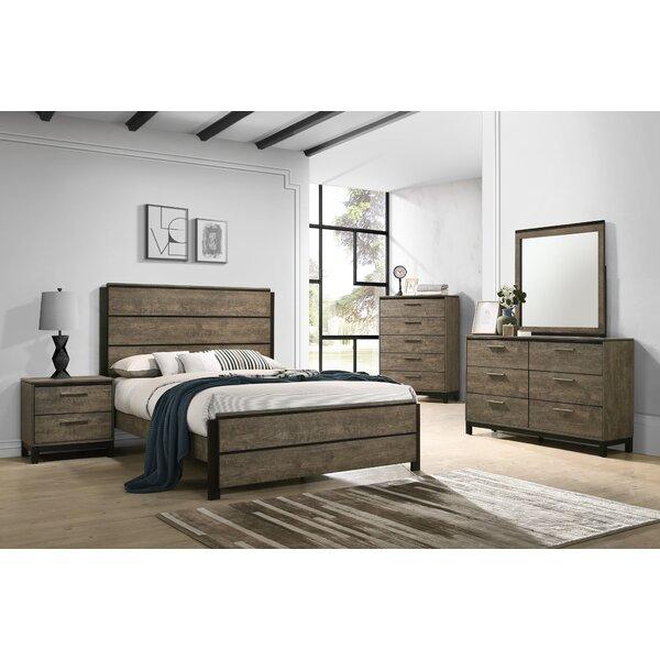 Uptown Standard Configurable Bedroom Set by Gracie Oaks