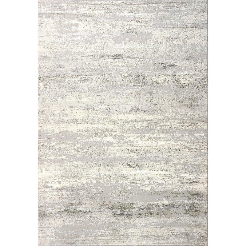 Maurin Ivory Gray Indoor Area Rug