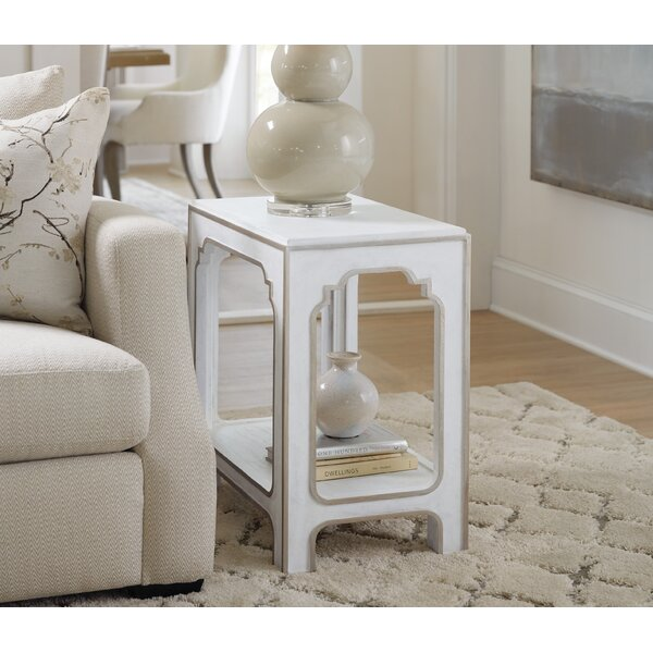 Modern Romance End Table by Hooker Furniture