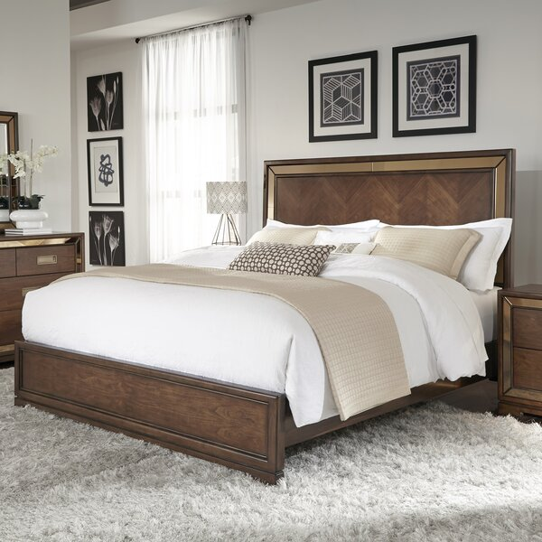 Frederic Standard Bed by Willa Arlo Interiors