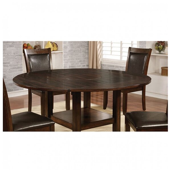 Herbert Drop Leaf Dining Table by Loon Peak