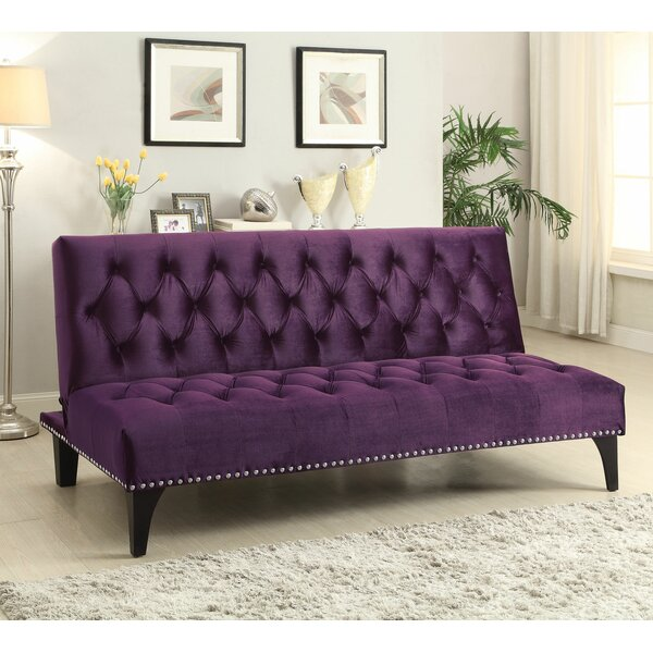 Alcaraz Convertible Sofa by Willa Arlo Interiors