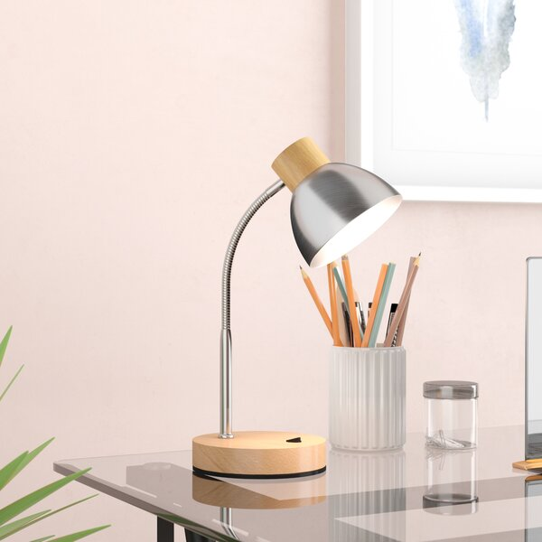Voigt 13 Desk Lamp by Latitude Run