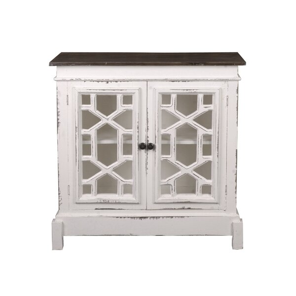 Vonda 2 Door Accent Cabinet by August Grove August Grove