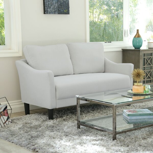 Buckwalter Loveseat by Charlton Home
