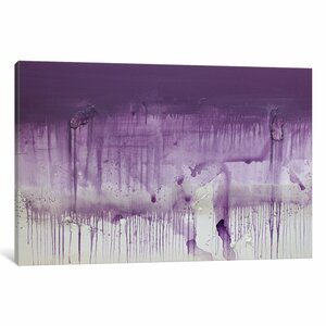 Sunset Wall Art on Wrapped Canvas by Mercury Row