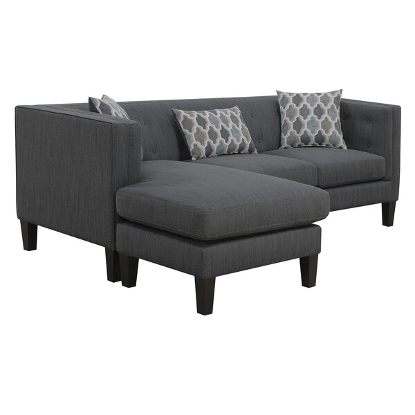 Eldon Sectional by Ivy Bronx