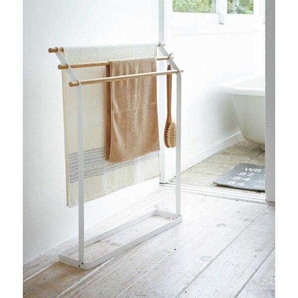 Jamari Free Standing Towel Stand by Corrigan Studio