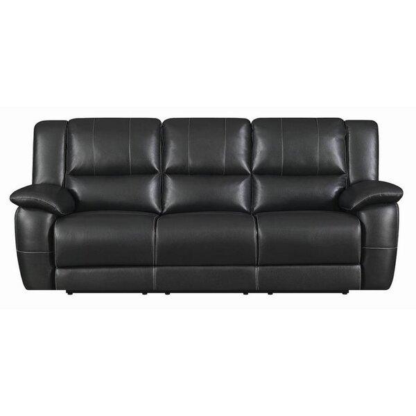 Nawrocki Reclining Sofa By Red Barrel Studio