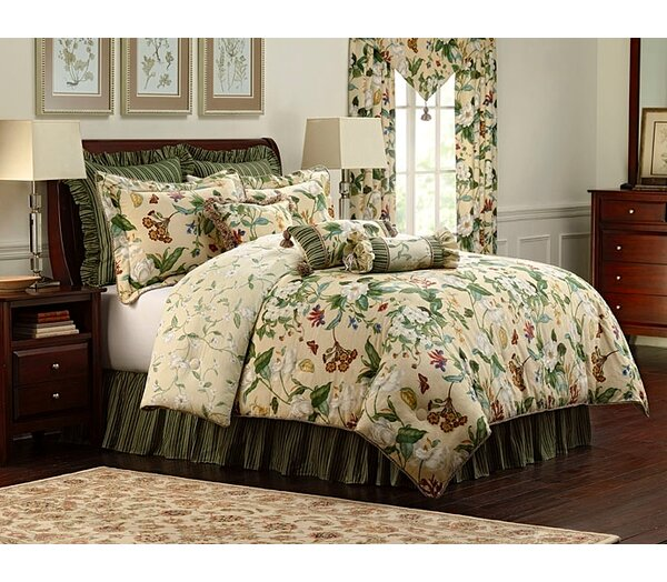Colonial Williamsburg Garden Image Bedding Collection