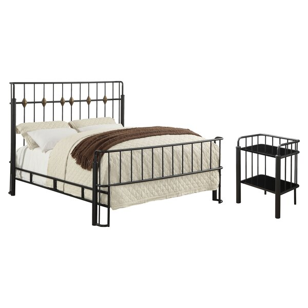 Loftus Standard Configurable Bedroom Set by Winston Porter