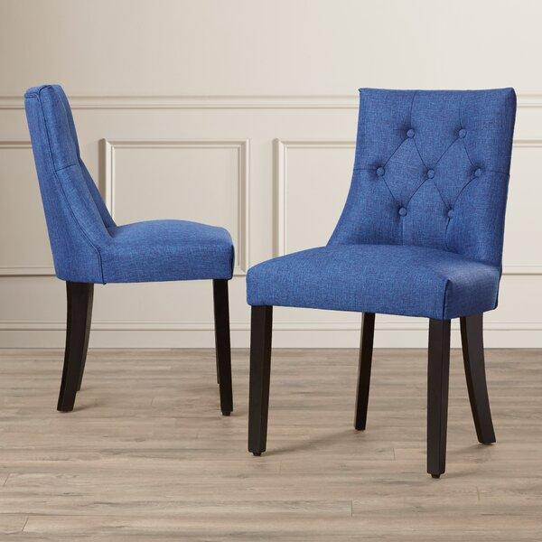Ganley Side Chair (Set of 2) by Alcott Hill