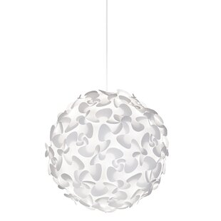 Affordable Price Whitworth 1-Light Pendant By Ivy Bronx