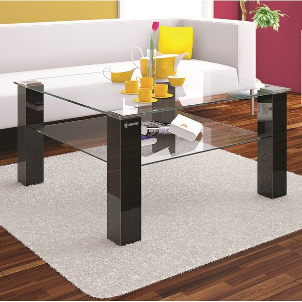 Tamia Coffee Table (Set of 2) by Orren Ellis