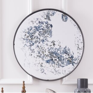 Foundry Select Abell Round Accent Mirror