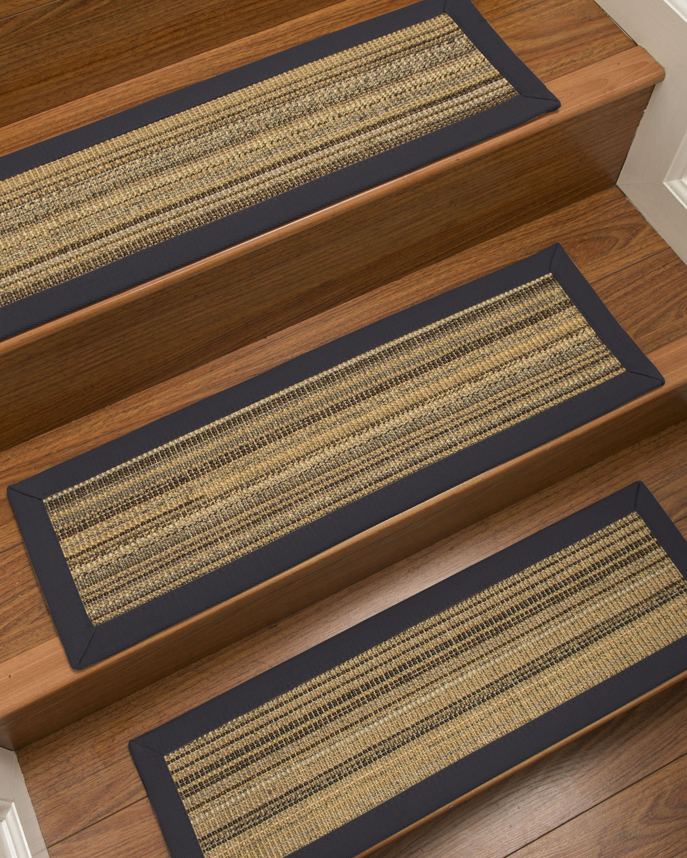Bayou Breeze Dover Custom Sisal Stair Tread | Wayfair