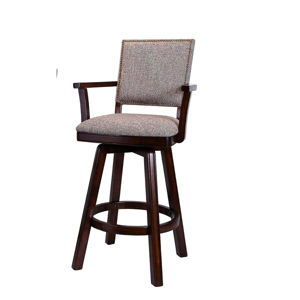Homestead 24 Swivel Bar Stool (Set of 2) by ECI Furniture