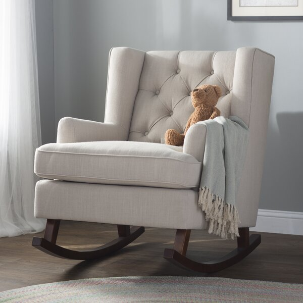 Ivanhoe Anton Rocking Chair by Greyleigh