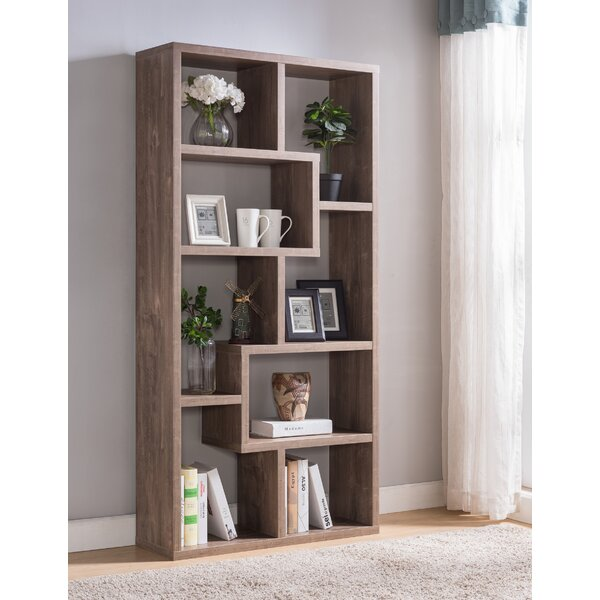 Case Habra Standard Bookcase by Wrought Studio