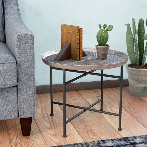 Atascosa End Table by Trent Austin Design